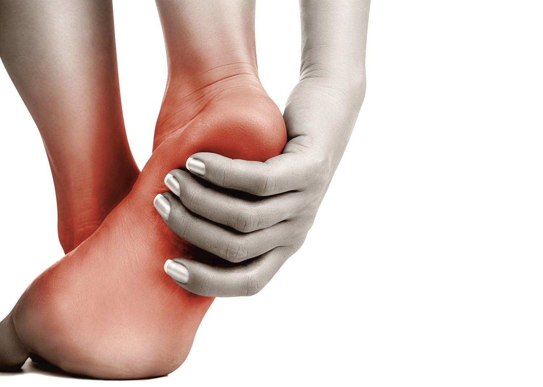 kahjustada sormede liigeseid ja kergesti haiget jalgade liigesed