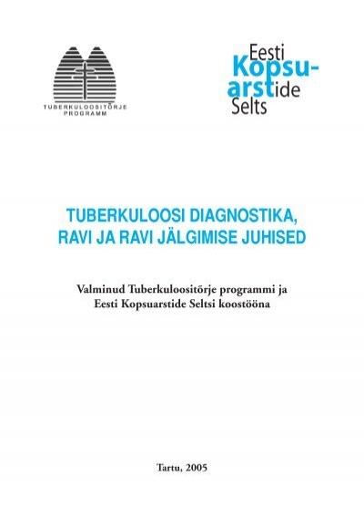 tuberkuloosi liigeste ravi