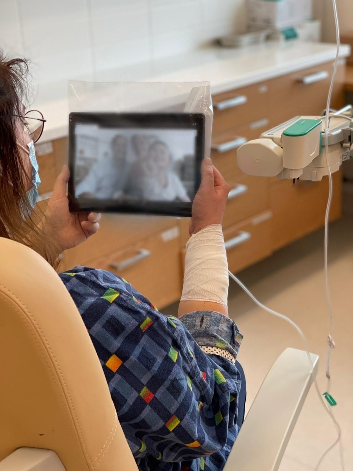 puusaliigese anesteesia ettevalmistused salv kuunarnukiga