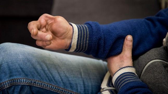 kahjustada sorme liiget kaes mis ravida valu liigestes ja lihastes