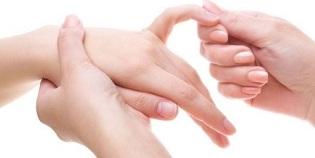 haiget liigeste harja vahetuse artriidi sormed