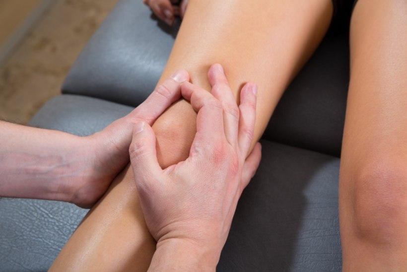 meeste ravi tuvides ravi liigeste kuldse vuntsete haigustega