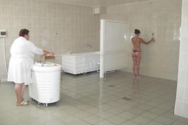 sanatooriumide liigeste ravi